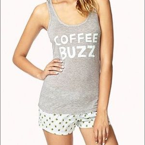 ⭐️ 3 for $20 Forever 21 Coffee Buzz Sleep Set S